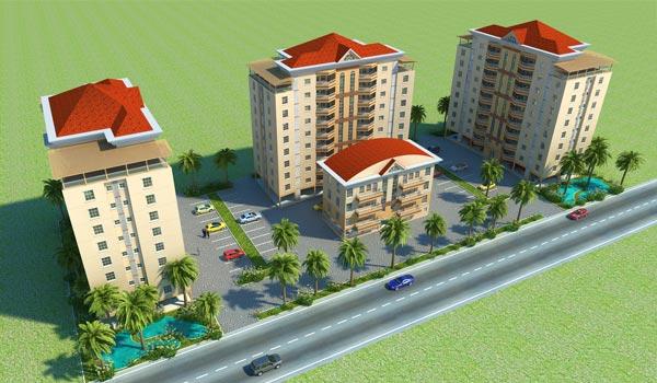 Building 3D Modeling Services