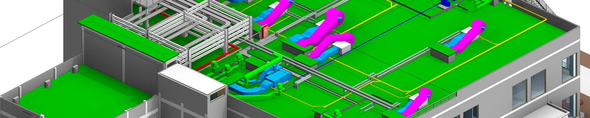 Revit Architectural 3D Modeling