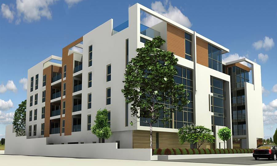 3d exterior rendering services in 3ds max v ray revit - Revit exterior rendering settings ...